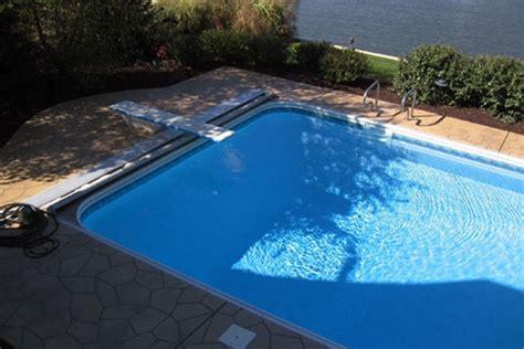 picture  vinyl liner pools