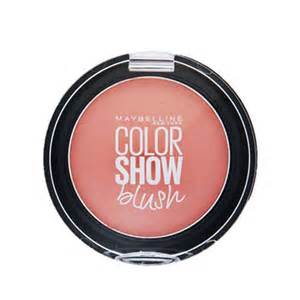 Maybelline Colour Show Blush On maybelline color show blush price in the philippines