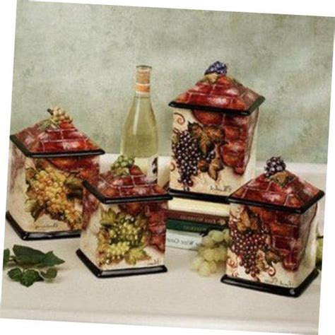 grape kitchen canisters grape kitchen decor for kitchen canisters majestic grape