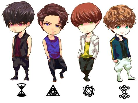 exo wallpaper fanart exo m images exo wallpaper and background photos 32005392