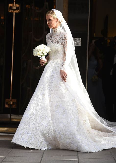 Carpets & Candids: Nicky Hilton's wedding dress Lainey