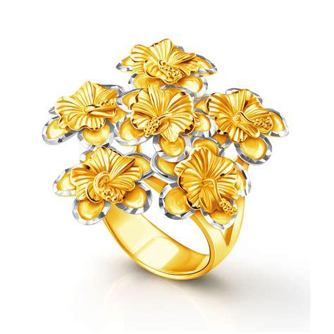 Ring Bunga bracelet for pendant ring earrings malaysia poh kong