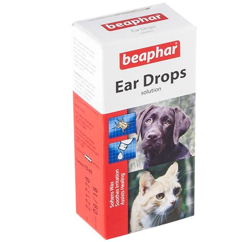 ear drops for dogs beaphar ear drops ear drops for cats and dogs