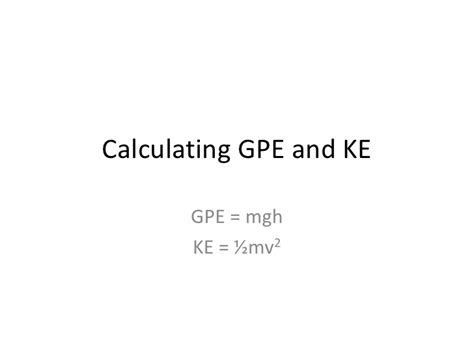 Home Design Phone App by Calculating Gpe And Ke