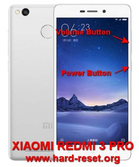 format factory xiaomi how to easily master format xiaomi redmi 3 pro with safety