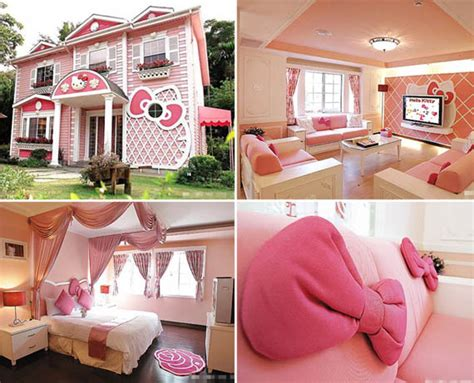 hello kitty mansion hello kitty house dream vacation for happy kids and sad