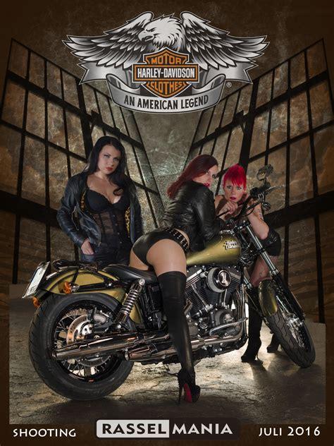 Motorrad Bikes De by Harley Poster Klein Kreativ View Fotocommunity