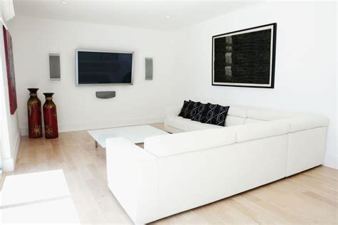 living room stereo