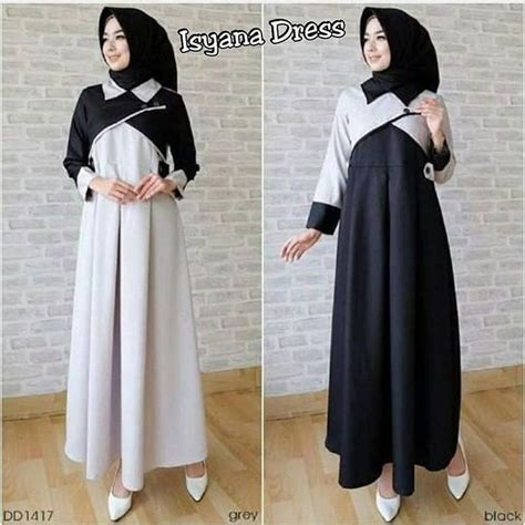 Maxi Dress Dress Baju Wanita Alona Dress Navy Murah Terbaru 519 best pakaian images on dress muslimah dress and gown