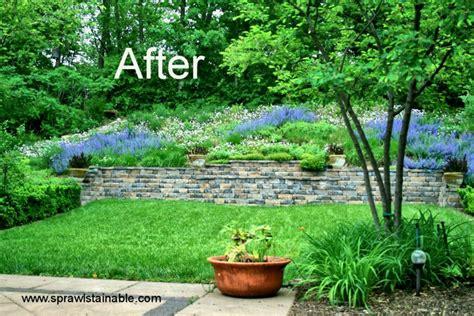 backyard hill landscaping ideas img backyard hill landscaping ideas home garden ideas