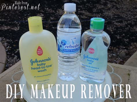 diy eye makeup remover diy makeup remover