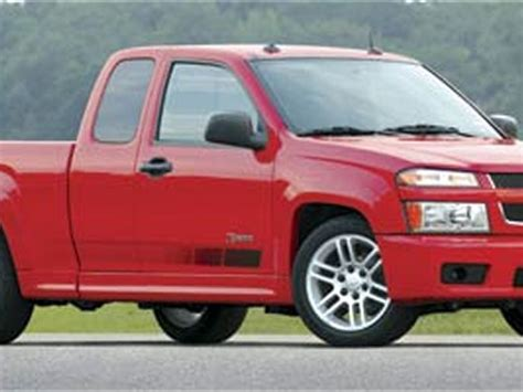 2005 chevrolet colorado review 2005 chevrolet colorado xtreme review price road test