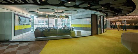 skype headquarters digital glazing graphics and manifestation signbox case