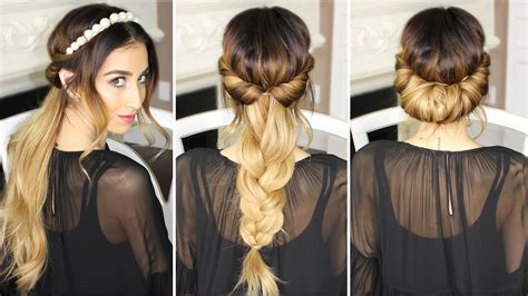 Hairstyles With Headbands by Headband Hairstyles