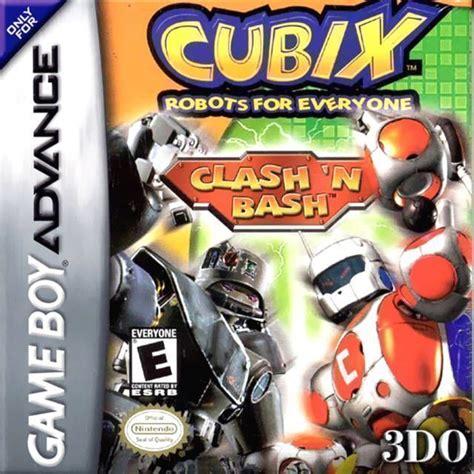 emuparadise my boy cubix robots for everyone clash n bash gameboy