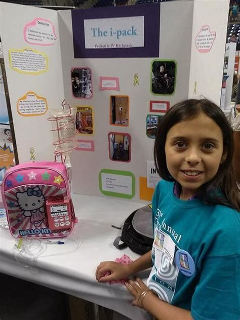 Baking Soda U S A Pharmacy Grade 500 Gr tween cancer survivor invents a chemo backpack meet