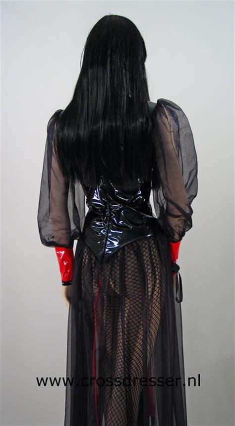 high priestess domina costume uniform  crossdressernl