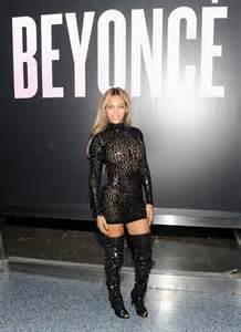 Beyonce Tom Ford Beyonc 233 Shows In Tom Ford At Ny Album Release