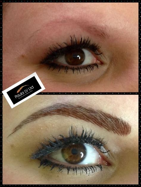 semi permanent tattoo 25 best ideas about semi permanent eyebrows on