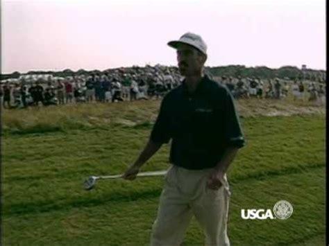 corey pavin swing speed u s open golf