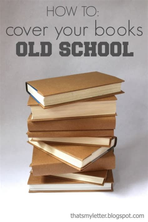 How To Make Book Cover From Paper Bag - 10 creative ways to re cover books how to tip junkie