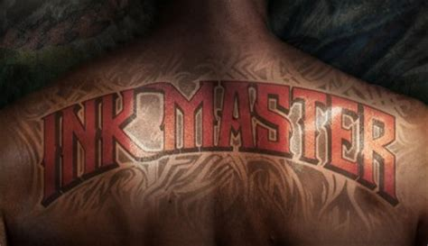tattoo nightmares logo ink master tattoo nightmares spike tv renews popular shows