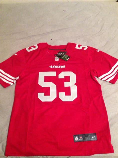 Aliexpress Jerseys Reddit | my experience with jerseys from aliexpress com 49ers
