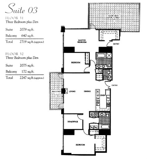 pinnacle floor plans pinnacle floor plan suite 01 05