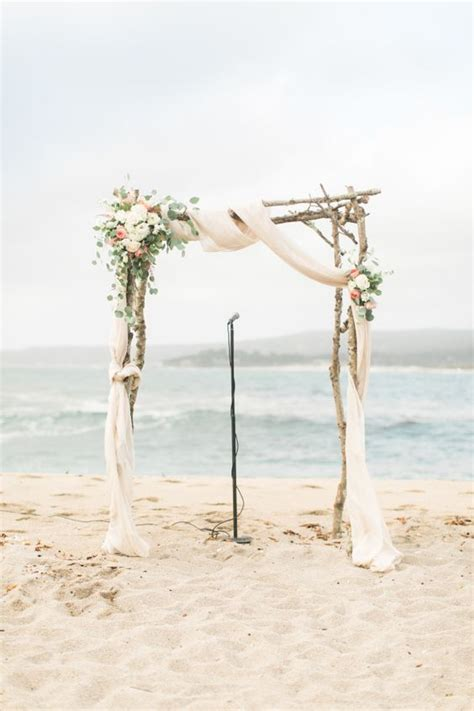 Wedding Arch Flowers by 36 Wood Wedding Arches Arbors And Altars Weddingomania