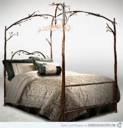 Canopy Poster Bed 15 Simple Four Poster Canopy Beds Home Design Lover
