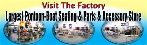 Boat Interior Accessories Everythingpontoon Com Pontoon Seats Seating And Furniture