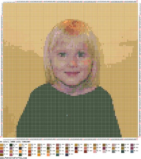 online pattern maker free pattern maker cross stitch picture or photo based