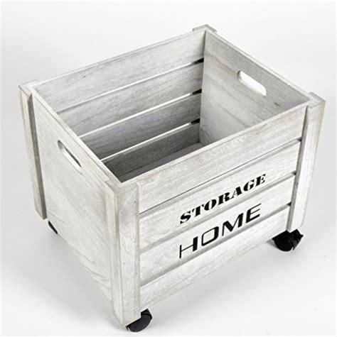 caisse de bureau ts ideen caisse de rangement avec coussin fleuri vintage