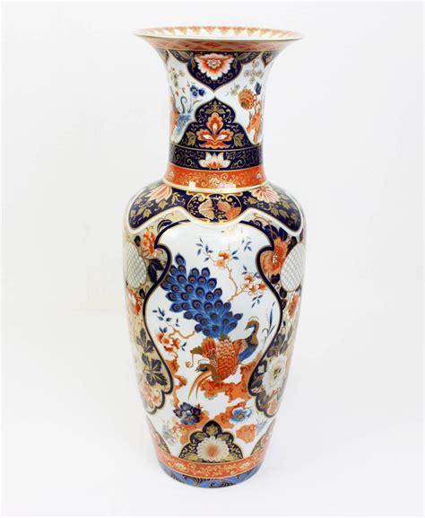 Kaiser Vase by Pair Of Yokohama Porcelain Vases Design F 252 Llman Ak