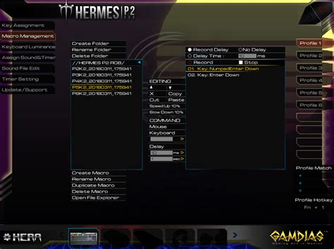 Gamdias Keyboard Hermes P2 gamdias hermes p2 rgb optical mechanical keyboard review