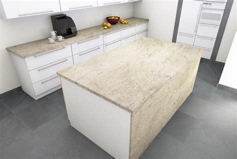 Küchenarbeitsplatten aus Naturstein, Keramik oder Kunststein