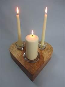 Unity Candle Holder Wedding Unity Candle Holder Wedding Gifts Wooden