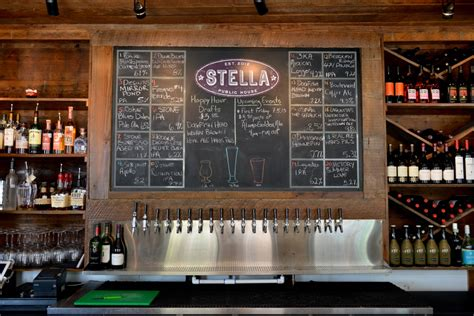 stella public house stella public house now open for lunch food flashes