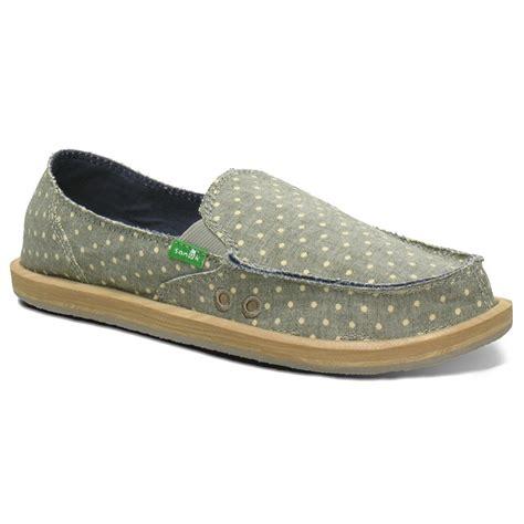 womens sanuk sandals sanuk dotty shoes s evo