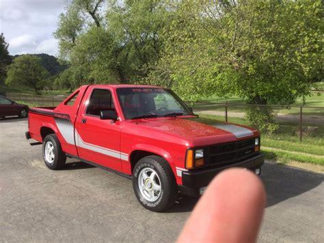 1989 dodge dakota shelby 1989 dodge dakota shelby gt built at carroll