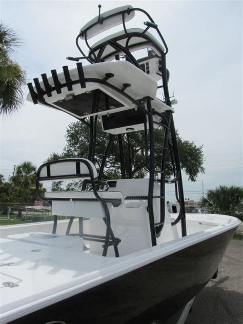 boat rod tower 2011 cape bay custom tower the hull truth boating