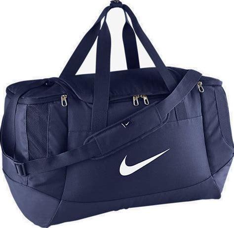 Tas Nike S Nike Club Duffel Bag 2 nike club team swoosh duffel sport holdall bag blue