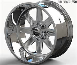 Fuel Forged Truck Wheels Fuel Forged Ff19 Ff20 Ff21 Fuel Road Wheels