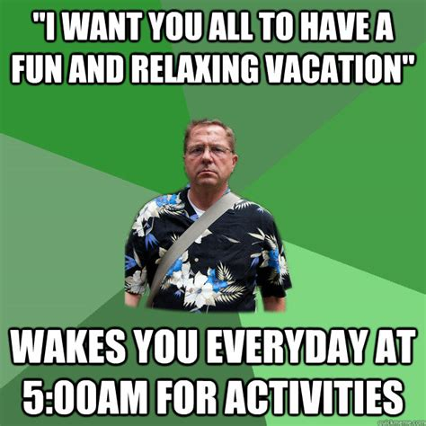 Meme Vacation - planning a trip the whipper snappers blog