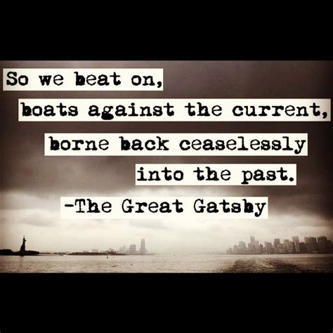 boat quotes great gatsby great gatsby quotes tumblr www imgkid the image