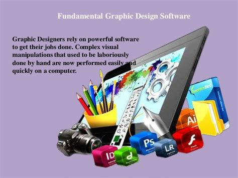 graphics design uses technologies used in graphic design