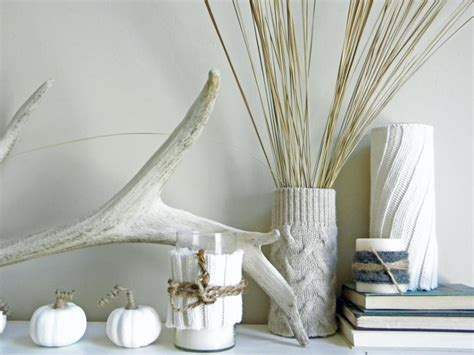 decorating for winter decorate your mantel for winter hgtv