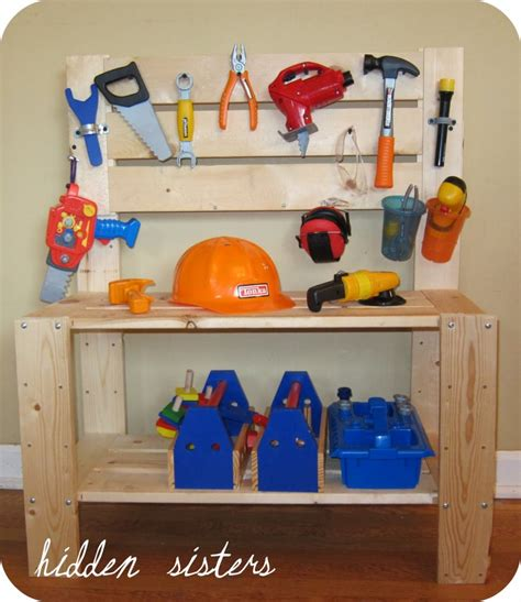 kids work bench and tools 20 incredibly useful and adorable kids pallet furniture inspirations cute diy