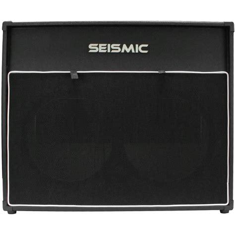 empty 12 inch guitar speaker cabinet seismic audio 2x12 guitar speaker cabinet empty 12 quot cab