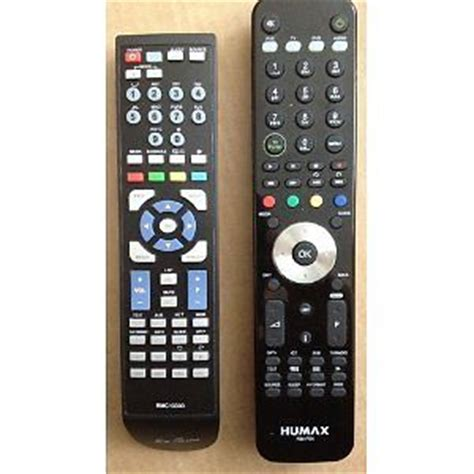 Remot Tv F Rm2 replacement remote for humax rm f04 ebay